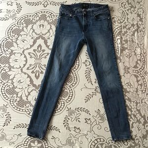 """PacSun """"Active Stretch """" Skinny in Medium Wash"""